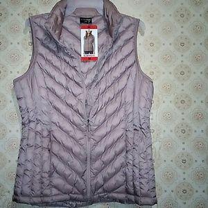 32 Degree Heat Puffer Vest blush color size M